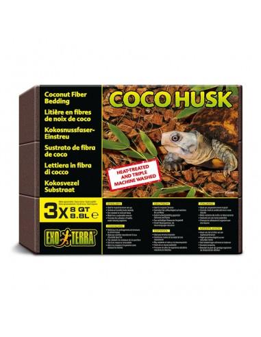 Exo Terra Coco Husk 3-pack 3 x 8.8 L